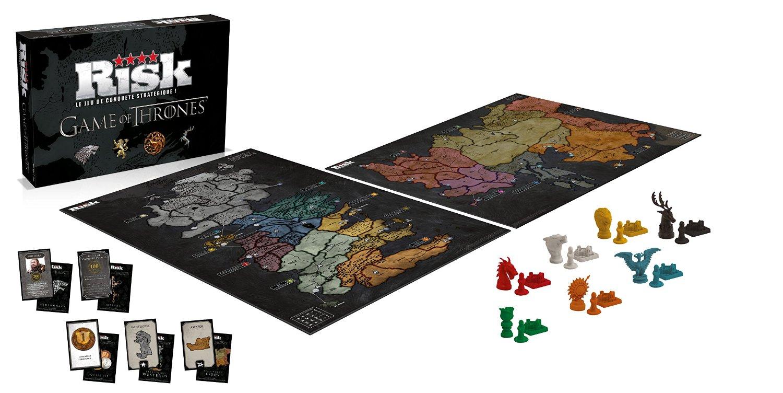 Plateau de jeu Risk Game Of Thrones