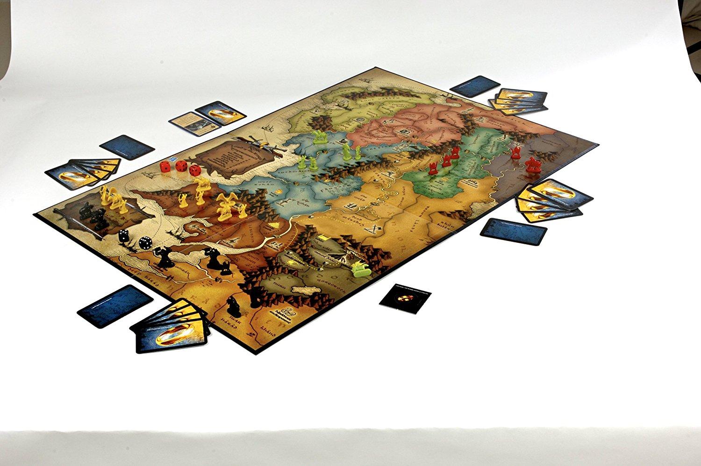 Plateau de jeu Risk