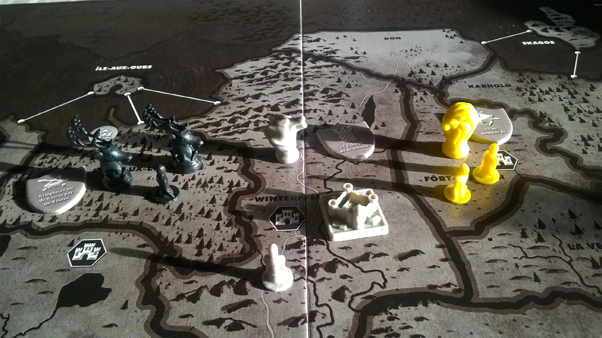 Comment jouer à Risk Game Of Thrones