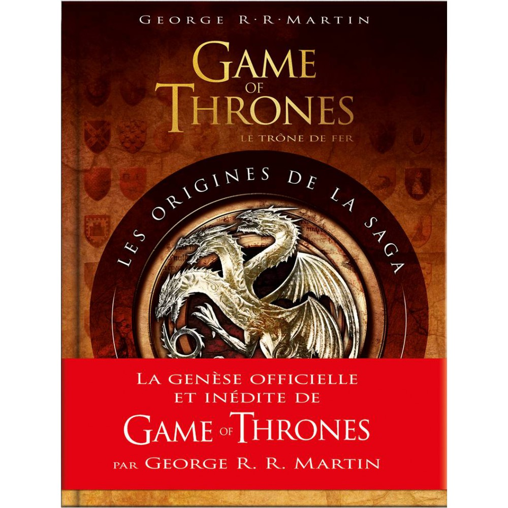 Livres Game Of Thrones