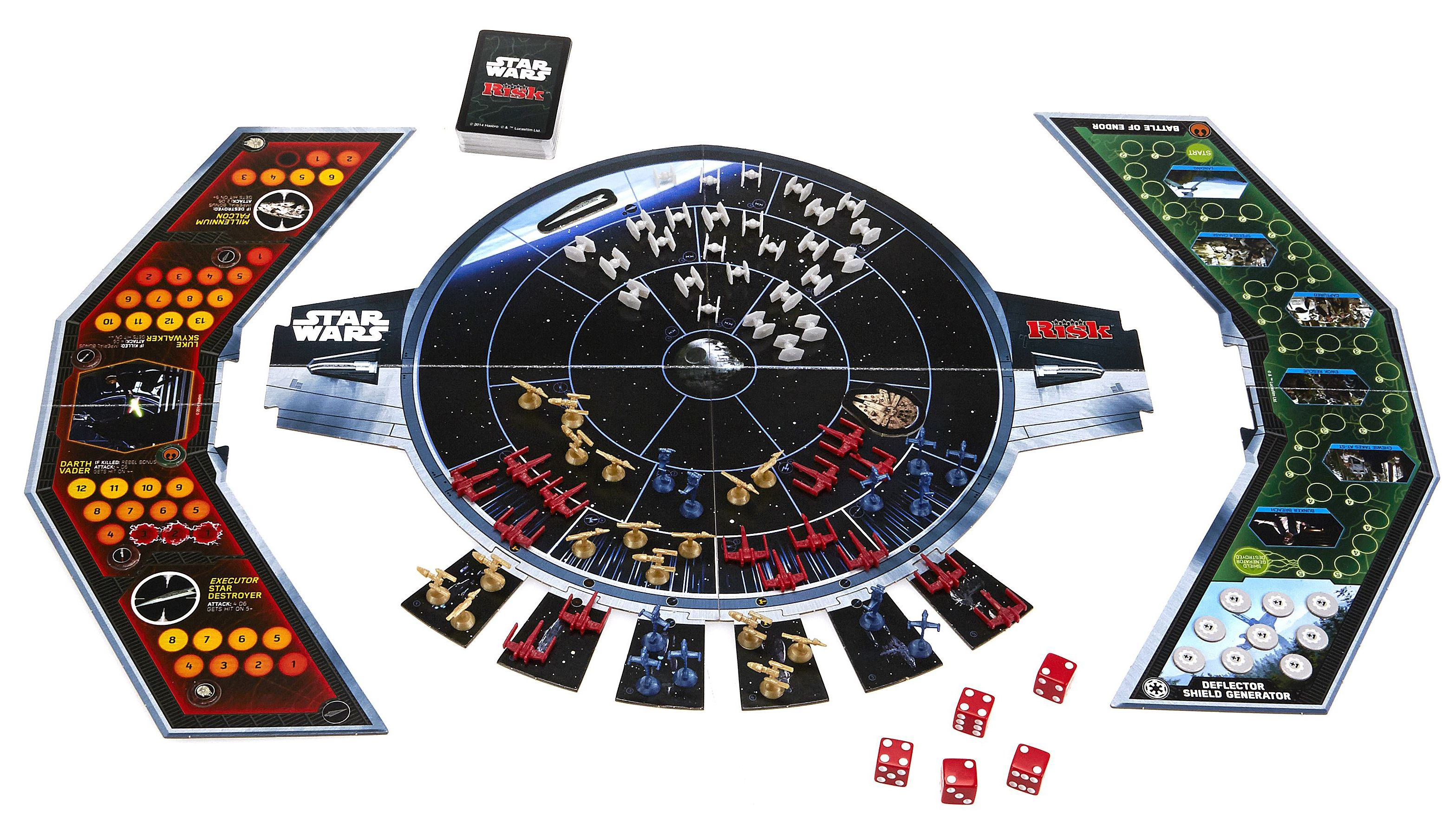 Jeu Risk Star Wars